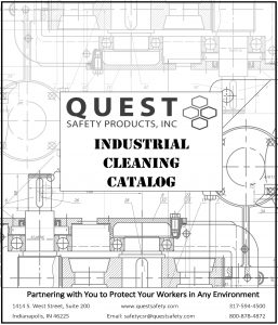 Quest Industrial Cleaning Catalog